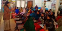 Counselling session with parents